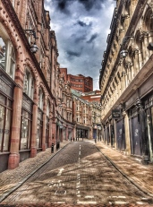 Cannon Street, Birmingham Day 20 Lockdown