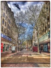 New Street, Birmingham Day 24 Lockdown