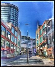 Central Street, Birmingham Day 30 Lockdown