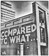 Charlotte Street, Birmingham. Day 6 Lockdown.